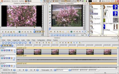telecharger logiciel de montage video professionnel gratuit
